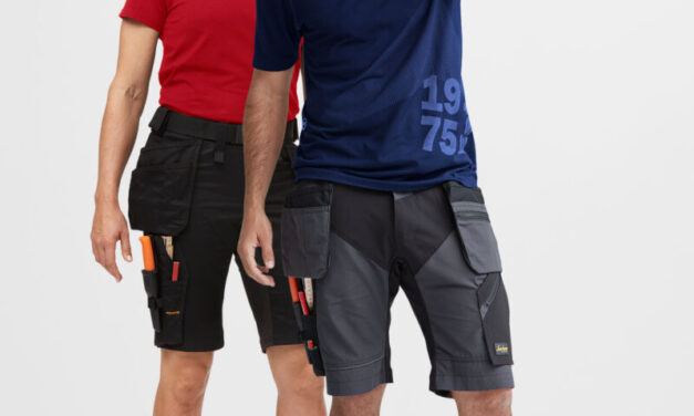 Snickers WorkwearStretch Shorts – for Street-Smart comfort this Summer