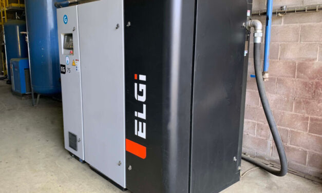 Pintura Industrial Reus S.A. relies on ELGi to reduce energy consumption and CO2 emissions