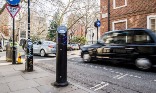 South East sees 42% increase inEV charge points