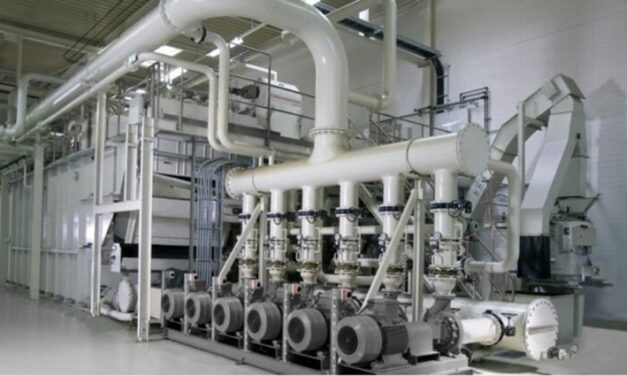 Ecoclean DFC: Dynamic volumetric flow control for process systems: Reduced energy consumption and CO2 emissions