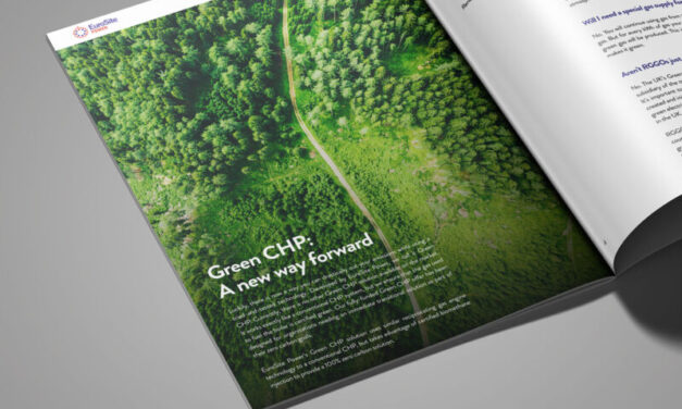 UK's first Green CHP offering: a vital 'transition' technology for companies on their Net Zero journey