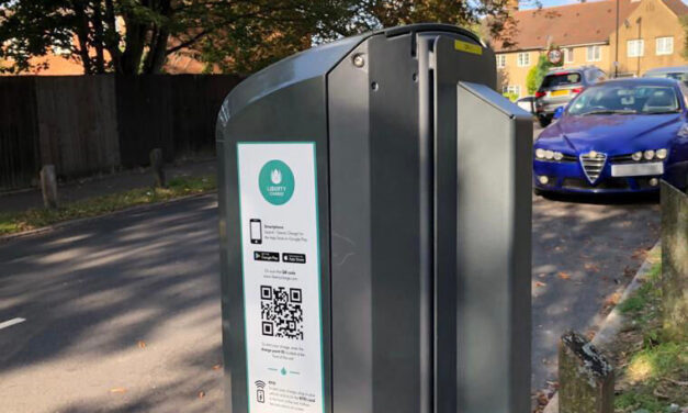 Liberty Charge seeks to address on-street charging deficit with fully-funded solution