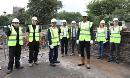 Mayoral visit gives glimpse of Bristol's low carbon future