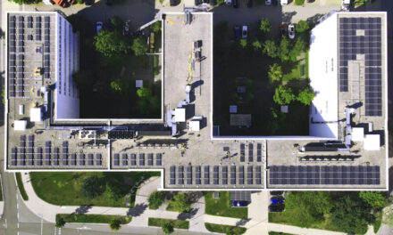 Panasonic Industry relies on sustainable energy generation at the Ottobrunn site
