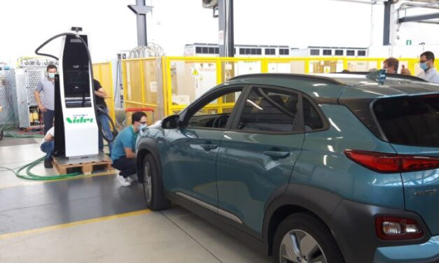 Nidec ASI to install its Ultra Fast Charger – designed to charge new generation e-vehicles – a new milestone in promoting more sustainable mobility