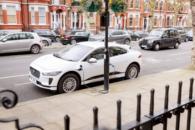 Westminster goes electric with 1000 electric vehicle charge points