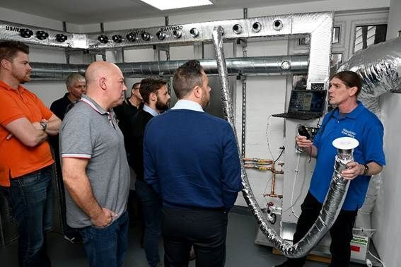 New CPD course set to enable heating engineers to offer ventilation and cooling