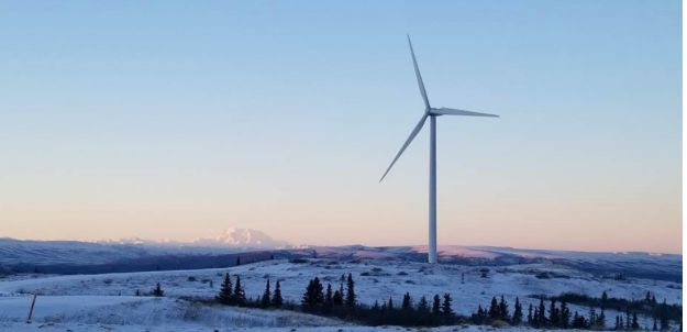 Emerson helps Alaska's largest Wind Farm provide reliable, affordable clean energy