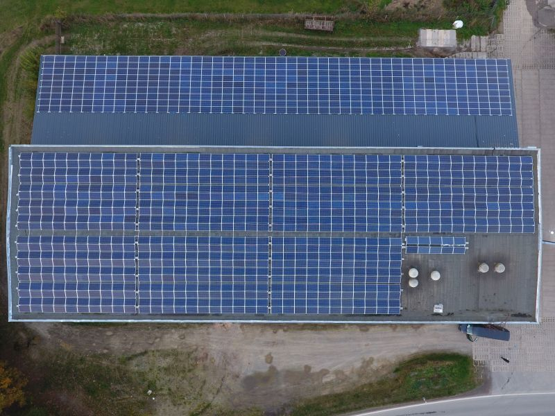 Solar sheds light on a more efficient and sustainable retail future
